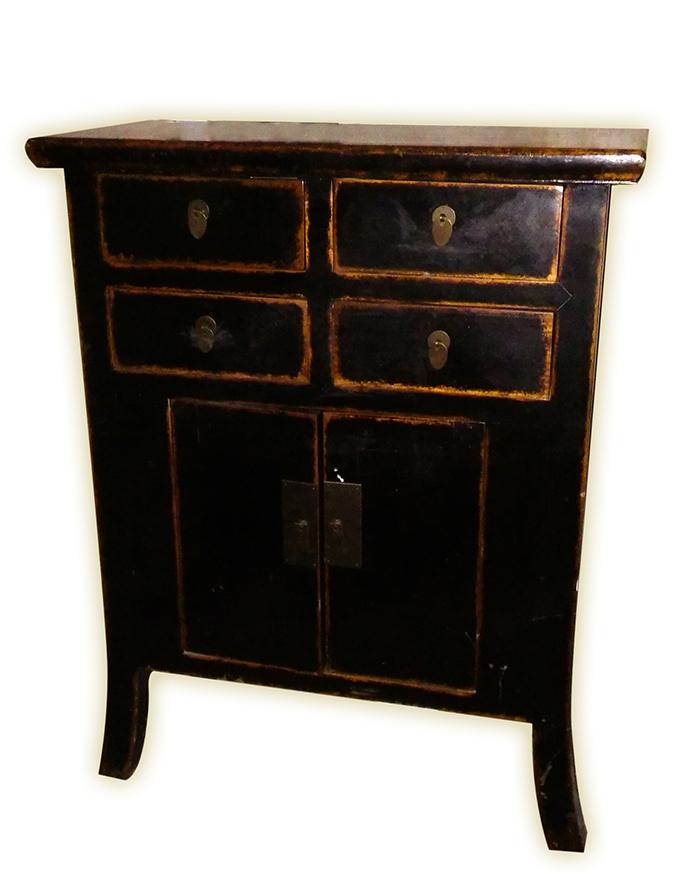 Mueble auxiliar de estilo oriental locobaroco - Mueble oriental madrid ...