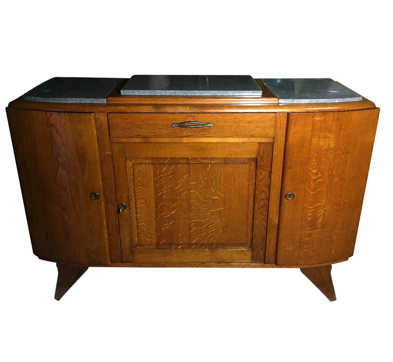 Locobaroco muebles recuperados - Aparador art deco ...