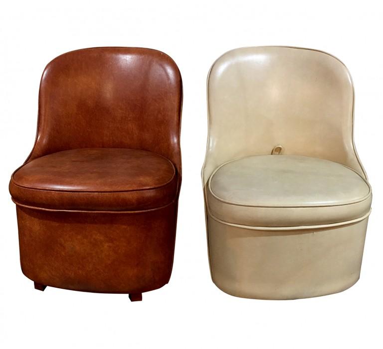 dos butacas años 70